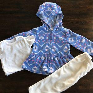 ❄️ EUC Carter's winter bundle (3/$10) ❄️